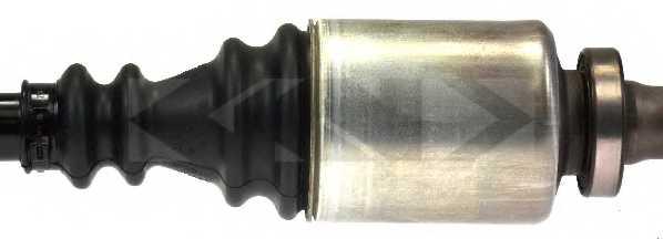 Приводной вал LOBRO 303496 - изображение 2