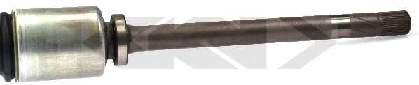 Приводной вал LOBRO 303496 - изображение 3
