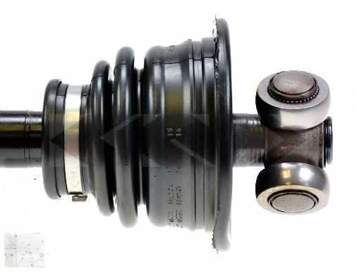 Приводной вал LOBRO 303505 - изображение 2