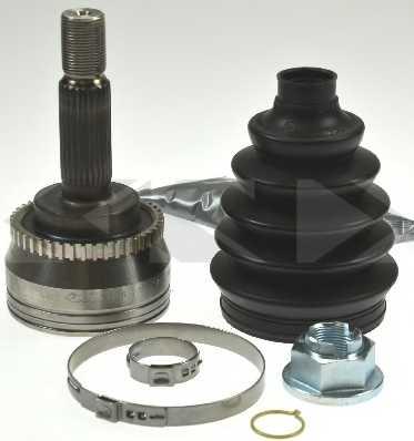 Шарнирный комплект приводного вала LOBRO 303529 - изображение