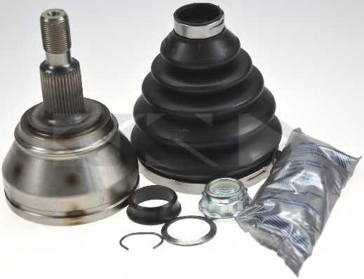 Шарнирный комплект приводного вала LOBRO 303551 - изображение