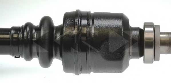 Приводной вал LOBRO 303571 - изображение 2