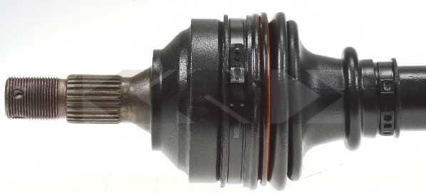 Приводной вал LOBRO 303572 - изображение 1