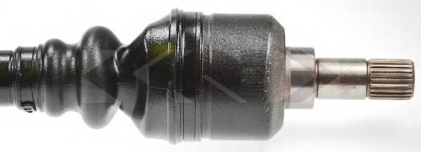 Приводной вал LOBRO 303572 - изображение 2