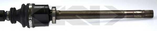 Приводной вал LOBRO 303626 - изображение 3