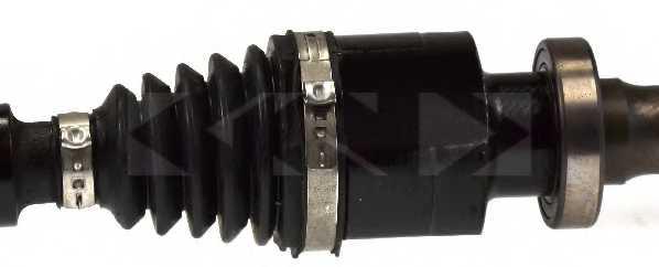 Приводной вал LOBRO 303631 - изображение 2