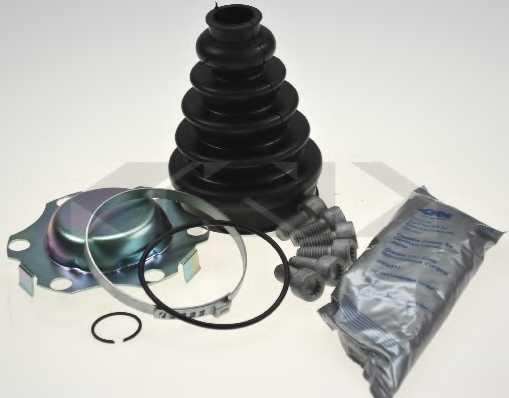 Комплект пылника приводного вала LOBRO 304112 - изображение