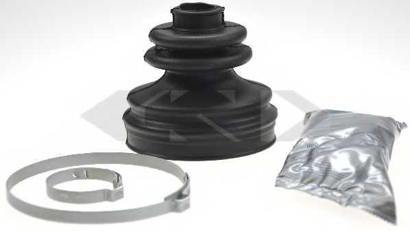 Комплект пылника приводного вала LOBRO 304114 - изображение
