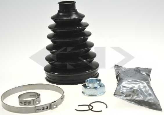 Комплект пылника приводного вала LOBRO 304311 - изображение