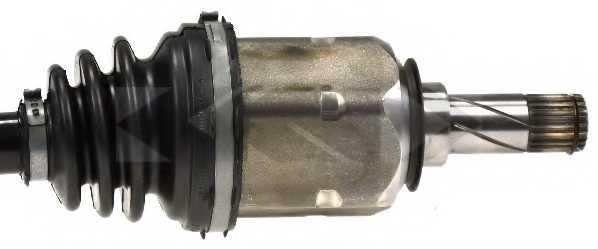 Приводной вал LOBRO 304432 - изображение 2