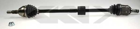 Приводной вал LOBRO 304433 - изображение