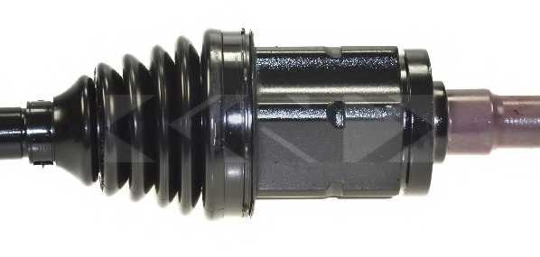 Приводной вал LOBRO 304496 - изображение 2