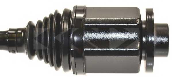 Приводной вал LOBRO 304503 - изображение 2