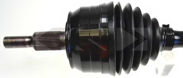 Приводной вал LOBRO 304506 - изображение 1