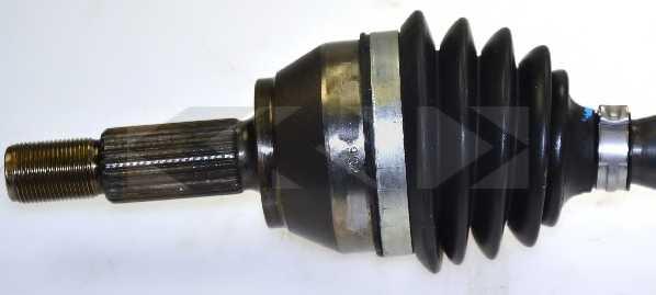 Приводной вал LOBRO 304532 - изображение 1