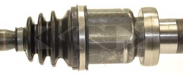 Приводной вал LOBRO 304532 - изображение 2