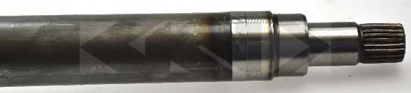 Приводной вал LOBRO 304532 - изображение 3