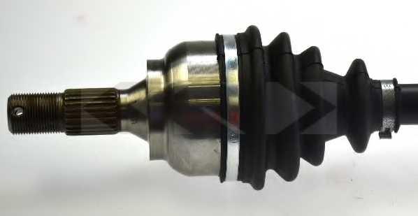 Приводной вал LOBRO 304591 - изображение 1