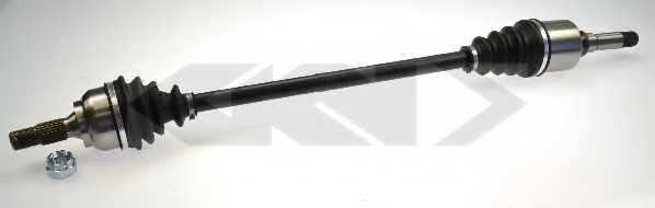 Приводной вал LOBRO 304591 - изображение