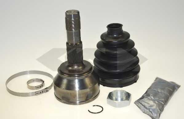 Шарнирный комплект приводного вала LOBRO 304600 - изображение