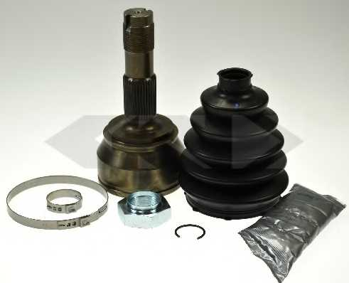 Шарнирный комплект приводного вала LOBRO 304601 - изображение