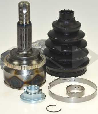 Шарнирный комплект приводного вала LOBRO 304693 - изображение