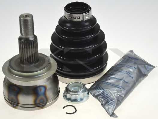 Шарнирный комплект приводного вала LOBRO 304829 - изображение