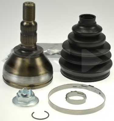 Шарнирный комплект приводного вала LOBRO 304866 - изображение