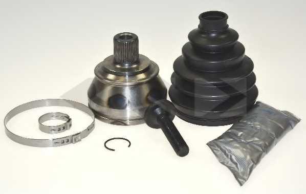 Шарнирный комплект приводного вала LOBRO 304952 - изображение
