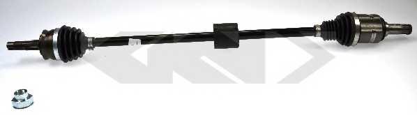 Приводной вал LOBRO 305060 - изображение