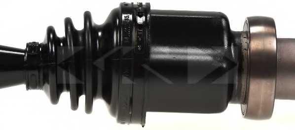 Приводной вал LOBRO 305104 - изображение 2