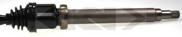 Приводной вал LOBRO 305104 - изображение 3