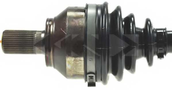 Приводной вал LOBRO 305105 - изображение 1