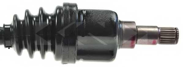 Приводной вал LOBRO 305105 - изображение 2