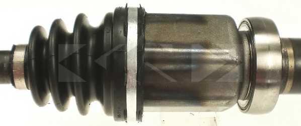 Приводной вал LOBRO 305112 - изображение 2
