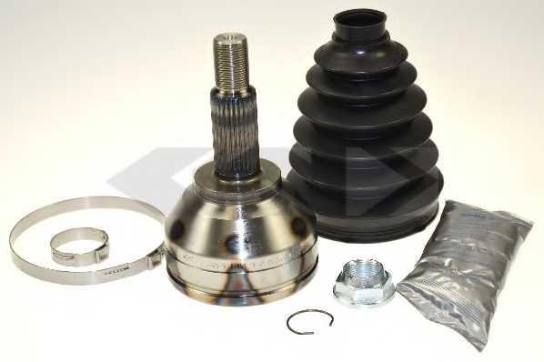 Шарнирный комплект приводного вала LOBRO 305133 - изображение