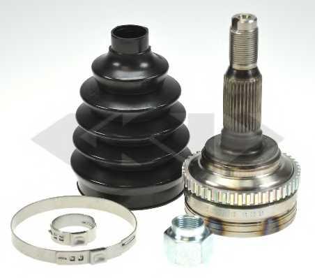 Шарнирный комплект приводного вала LOBRO 305237 - изображение