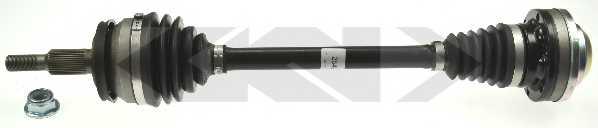 Приводной вал LOBRO 305652 - изображение