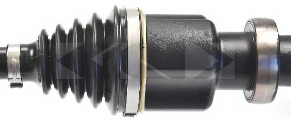 Приводной вал LOBRO 305655 - изображение 2