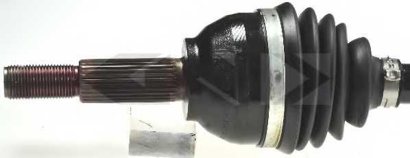 Приводной вал LOBRO 305709 - изображение 1