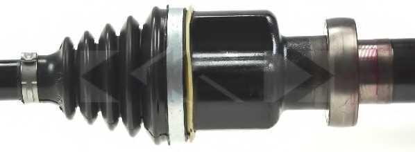 Приводной вал LOBRO 305709 - изображение 2