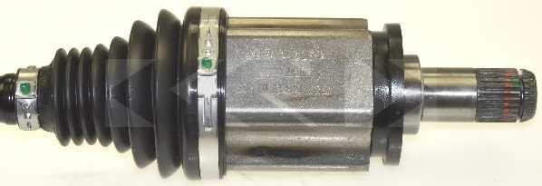 Приводной вал LOBRO 305728 - изображение 2
