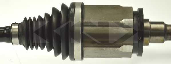 Приводной вал LOBRO 305729 - изображение 2