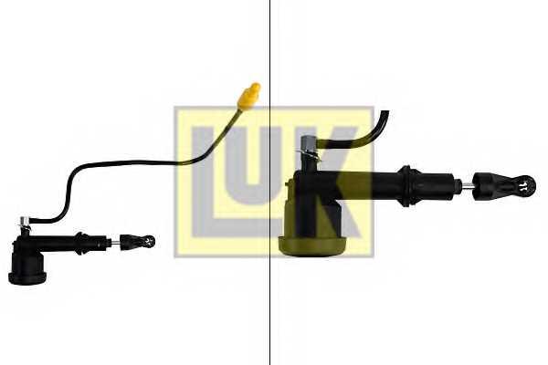 Главный цилиндр сцепления LuK 511 0142 10 - изображение