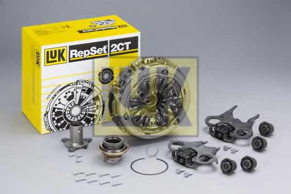 Комплект сцепления LuK 602 0005 00 - изображение