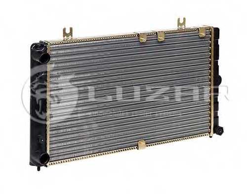 Радиатор охлаждения двигателя LUZAR LRc 0118 - изображение