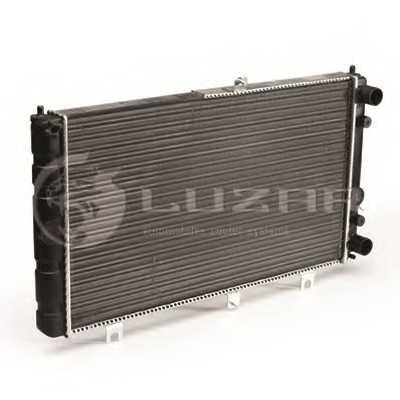 Радиатор охлаждения двигателя LUZAR LRc 0127 - изображение