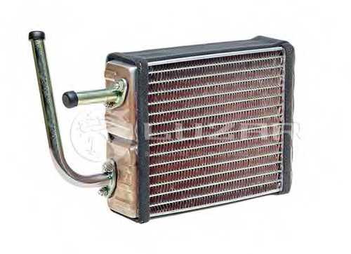 Радиатор отопления салона LUZAR LRh 0101c - изображение
