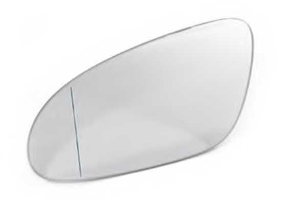 Зеркальное стекло наружнего зеркала MAGNETI MARELLI RV90473 / 182209047330 - изображение