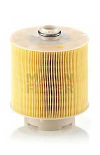 Фильтр воздушный MANN-FILTER C 17 137 x - изображение